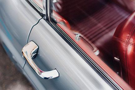 Cambio de cerraduras del coche
